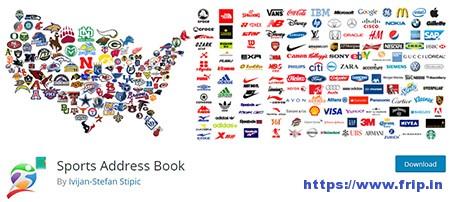 Sports-Address-Book-Plugin