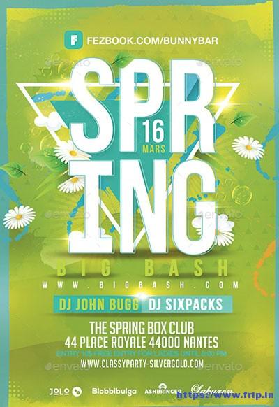 Spring-Bash