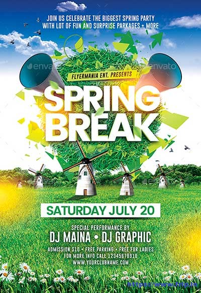 Spring-Break-Flyer-Template-2