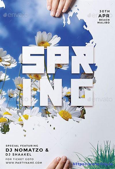 Spring-Flyer