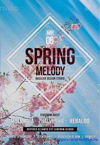Spring-Melody-Flyer