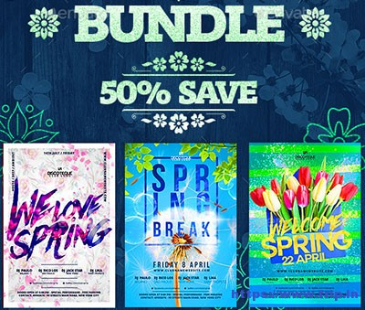 Spring-Party-Bundle