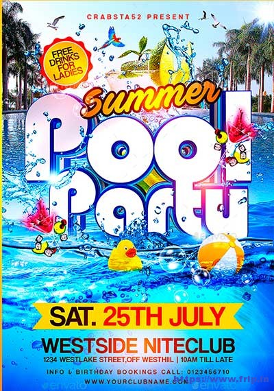 Summer-Pool-Party-Flyer-Template