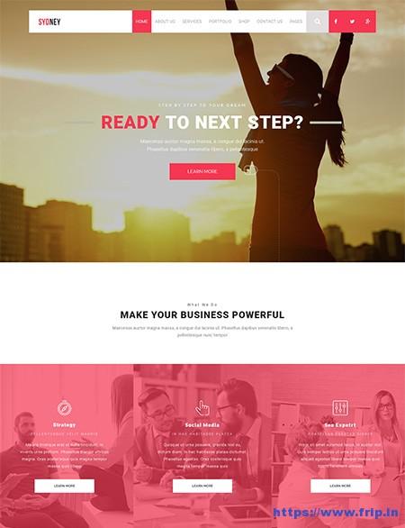 Sydney-SEO-Digital-Marketing-Template
