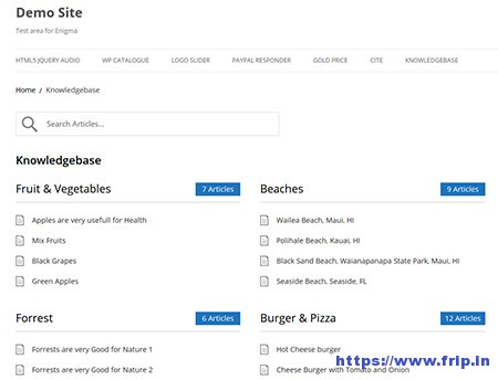 WP-Knowledge-Base-WordPress-Plugin