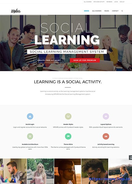 WPMLS-Learning-Management-System