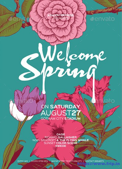 Welcome-Spring-Flyer