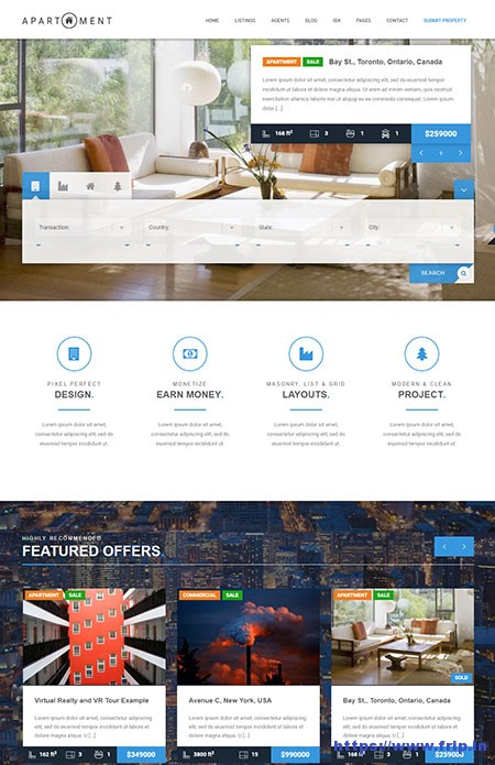 Apartment-WP-Real-Estate-WordPress-Theme