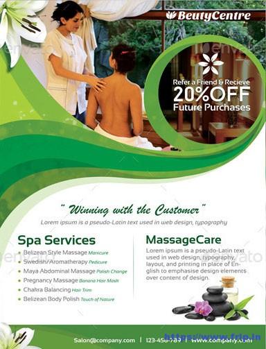 Beauty-Salon-Spa-Flyer
