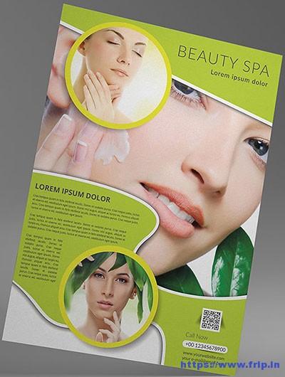 Beauty-&-Spa-Flyer