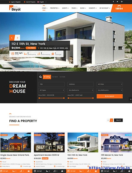 Beyot-WordPress-Real-Estate-Theme