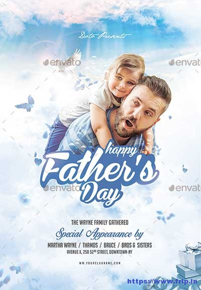 Fathers-Day-Flyer-Templates