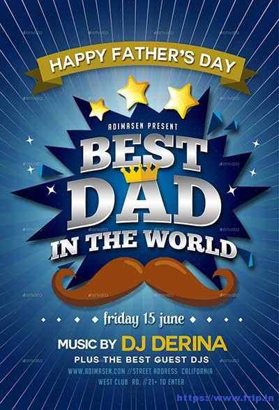 Fathers-Day-Flyer