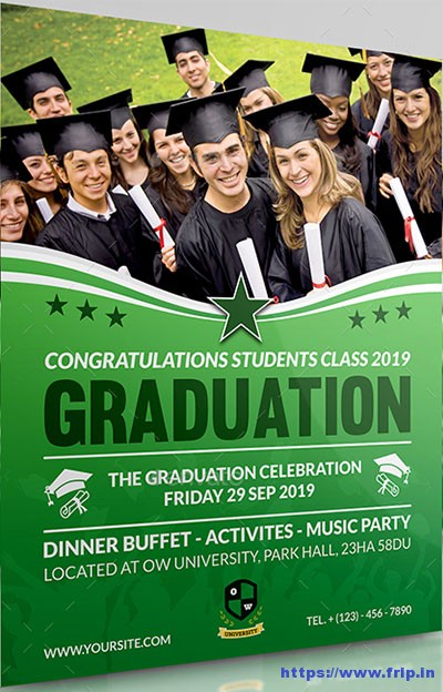 Graduation-Flyer-Template