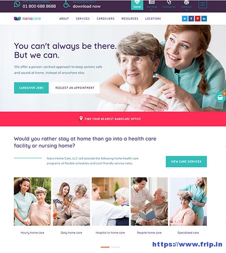Home-Medical-Care-WordPress-Theme