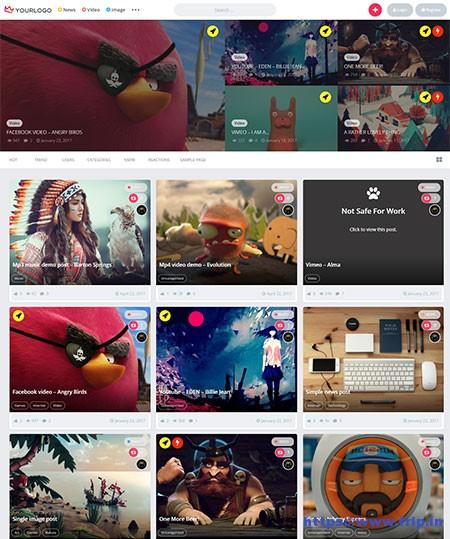 King-WordPress-Viral-Theme