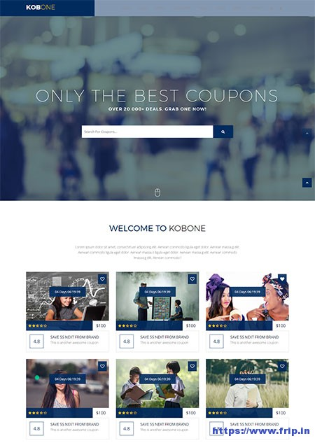 Kobone-Coupons-&-Deals-HTML5-Template