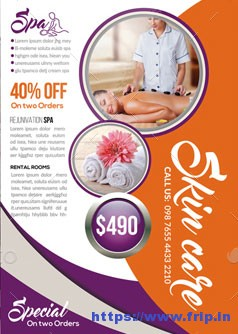 Luxury-Spa-Flyer-Templates
