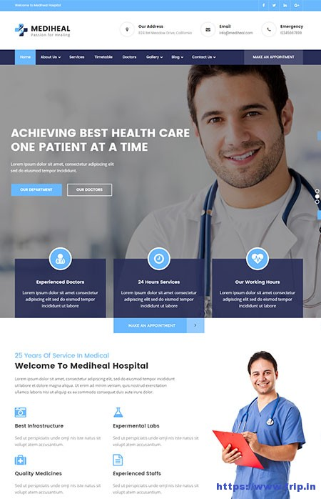 MediHeal-Health-&-Medical-WordPress-Theme
