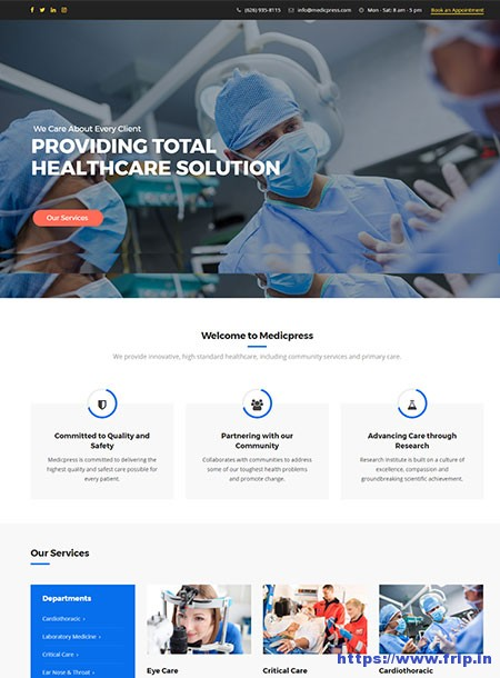 MedicPress-Health-&-Medical-WordPress-Theme