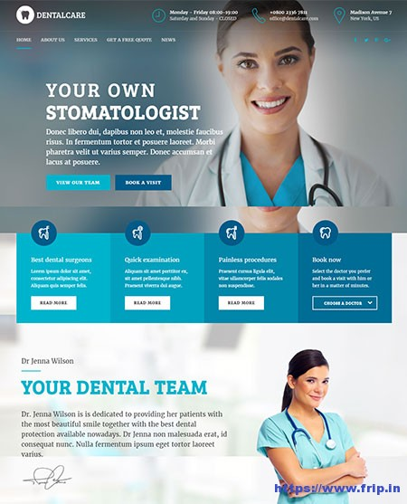 Medicare-Medical-&-Health-WordPress-Theme