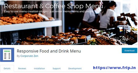 Responsive-Food-&-Drink-Menu-Plugin
