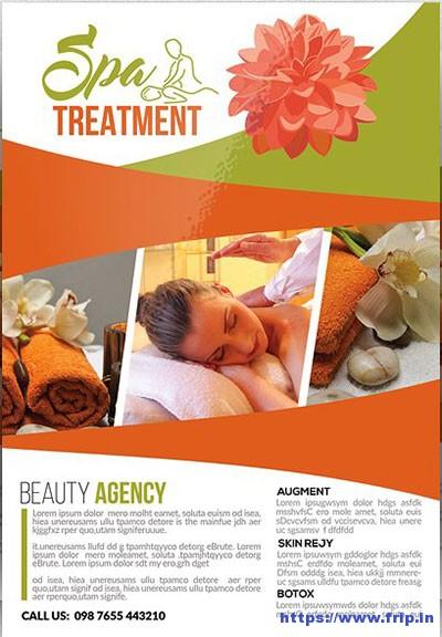 Spa-Beauty-Massage-Flyer