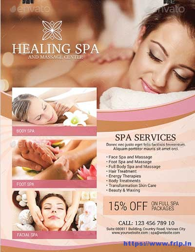 Spa-Services-Flyer