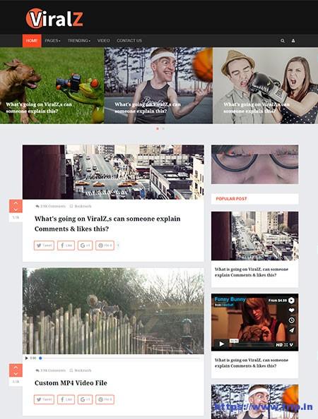 Viralz-viral-&-Buzz-HTML-Template