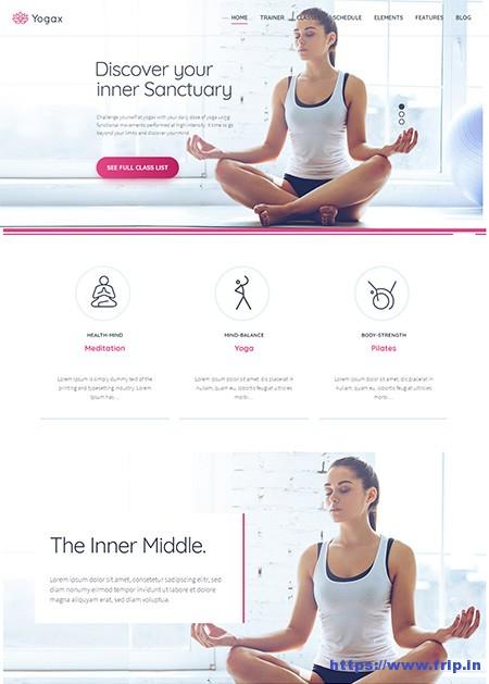Yoga-X-Yoga-&-Meditation-WordPress-Theme