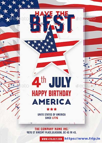 4th-July-Flyer-Template