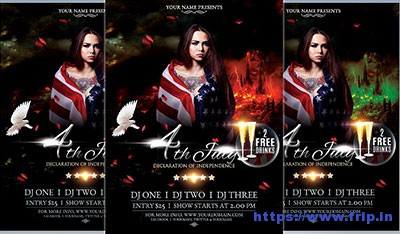4th-of-July-Flyer