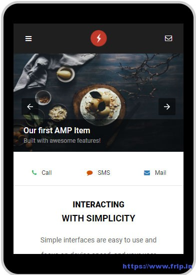 AMP-Mobile-Mobile-Google-AMP-Template