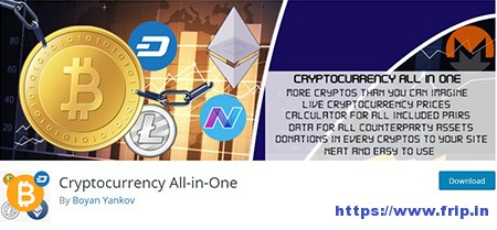 Cryptocurrency-All-In-One-Plugin