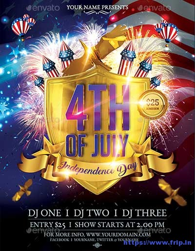 Fourth-of-July-Flyer