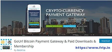 GoURL-BitCoin-Payment-Gateway-Plugin