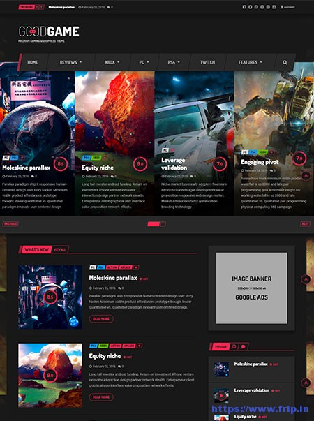 Good-Game-WordPress-Gaming-Magazine-Theme