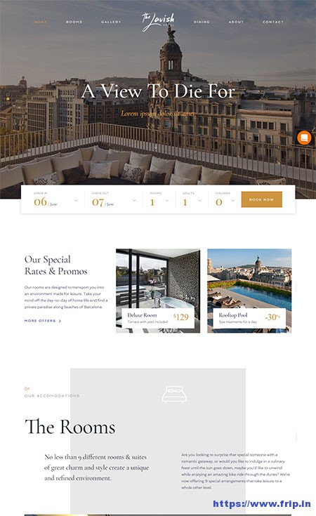 Haven-Hotel-WordPress-Theme