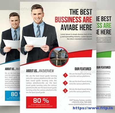 Real-Estate-Agent-Flyer