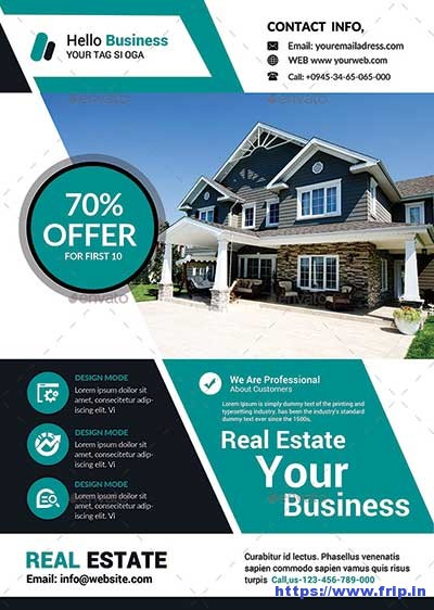 Real-Estate-Flyer-Templates