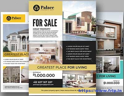 Real-Estate-Flyers-Bundle