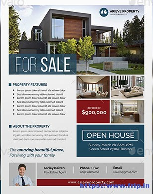 Simple-Real-Estate-Flyer
