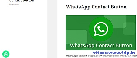 WhatsApp-Contact-Button-Plugin