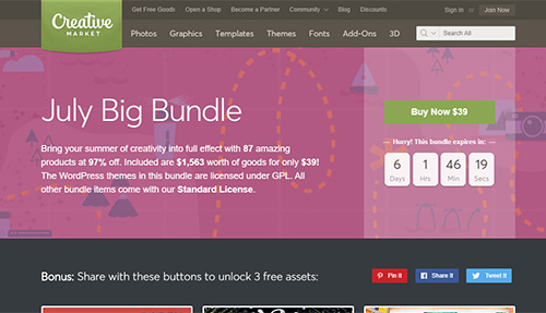 creativemarket-july-big-bundle