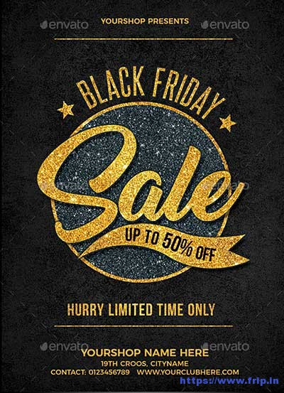 4-Black-Friday-Sale-Flyer-Set