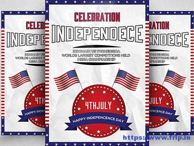 4th-of-July-American-Flag-Day-Flyer