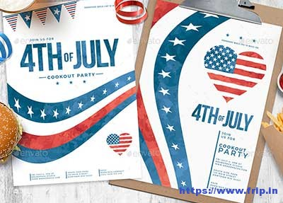 4th-of-July-Flyer-Template