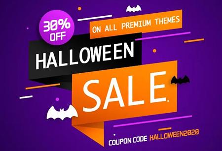 8degreethemes-wordpress-halloween-deal