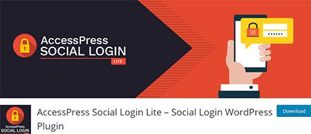 AccessPress-Social-Login-Lite