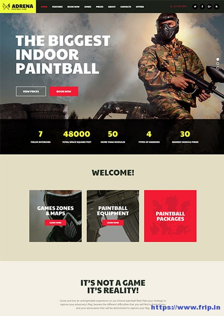 Adrena-Paintball-Club-WordPress-Theme